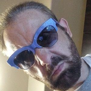 Katen Spade sunglasses never used Rare Nikk/S b